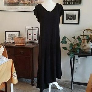 Eloquii Asymmetrical Dress